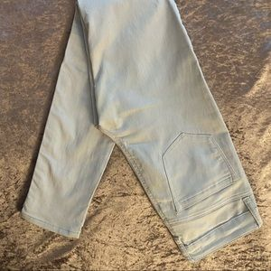 Fashion Nova Grey Lavender Skinny Jeans